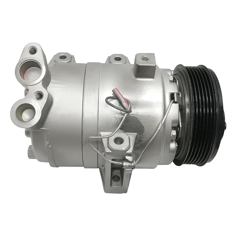 RYC Remanufactured AC Compressor and A//C Clutch EG462
