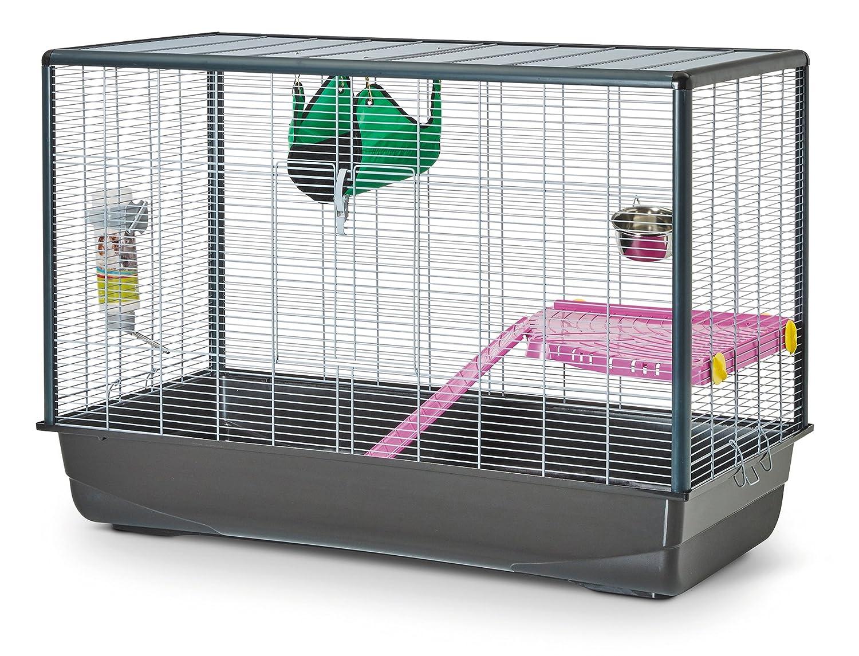 SAVIC Zeno 3 Knock Down Jaula para pequeños Animales: Amazon.es ...