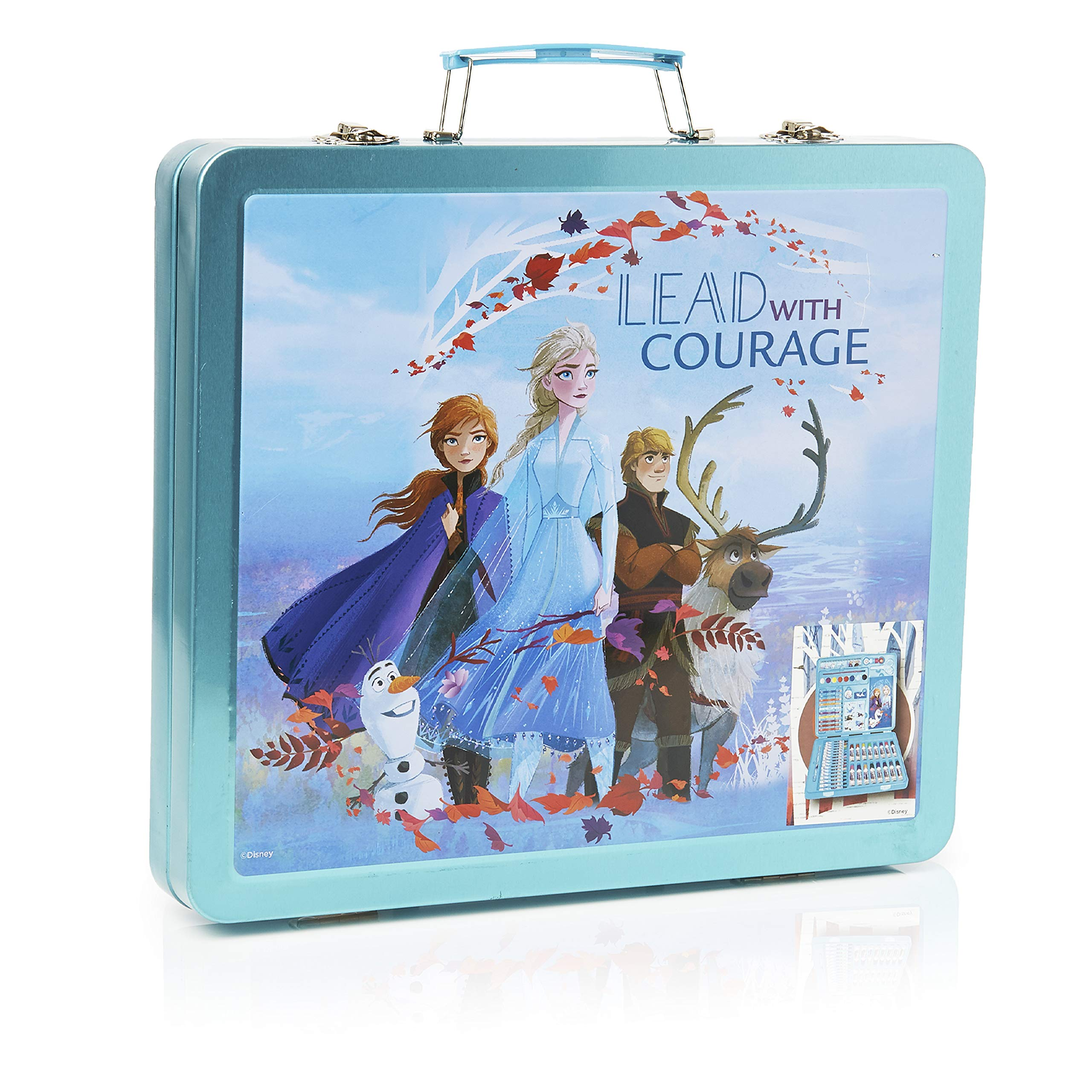 Disney Frozen Colouring Set for Girls, Painting and Drawing Art Set for Kids
