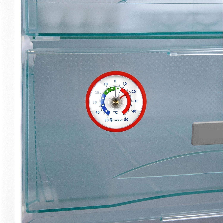 Termómetro Mundo Juego 3 Pieza termómetro frigorífico. Plástico en ...