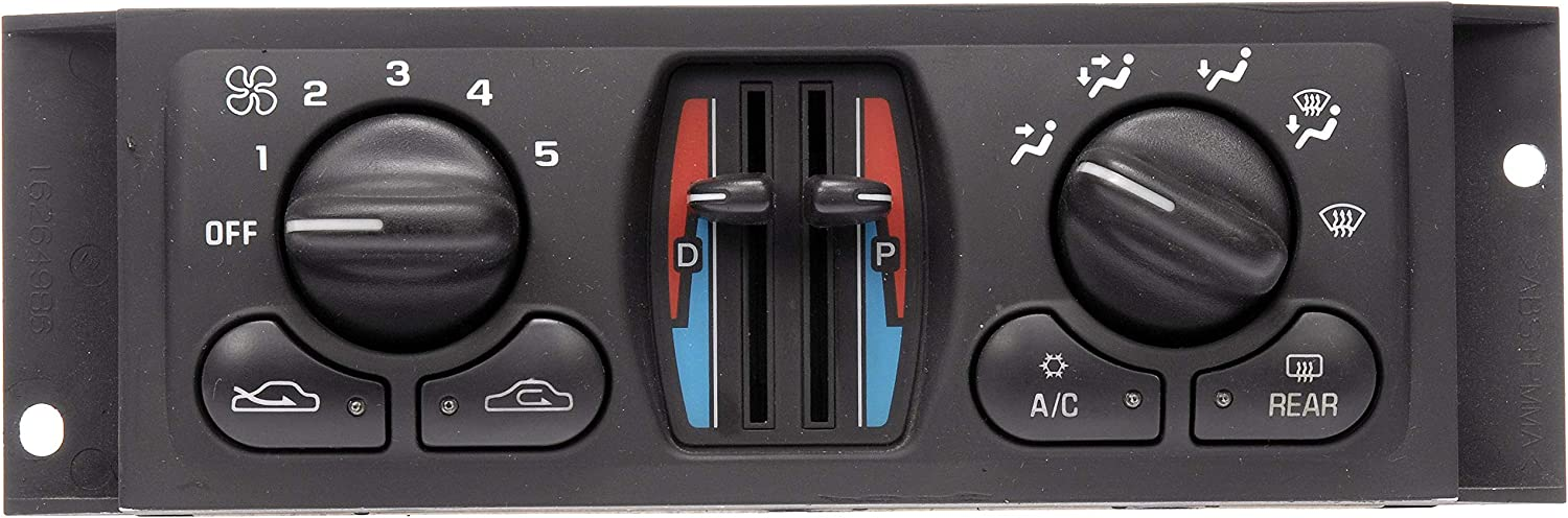 Dorman 599-151 Remanufactured Climate Control Module for Select Chevrolet Models