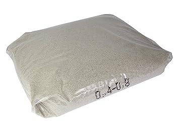 Berühmt Quarzsand für Filteranlagen 25kg, 04 - 08mm Sandfilteranlage Pool JT31