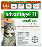 Advantage 9 Topical Solution (Bayer) - Cats/Kittens Under 9 lbs. 724089378699