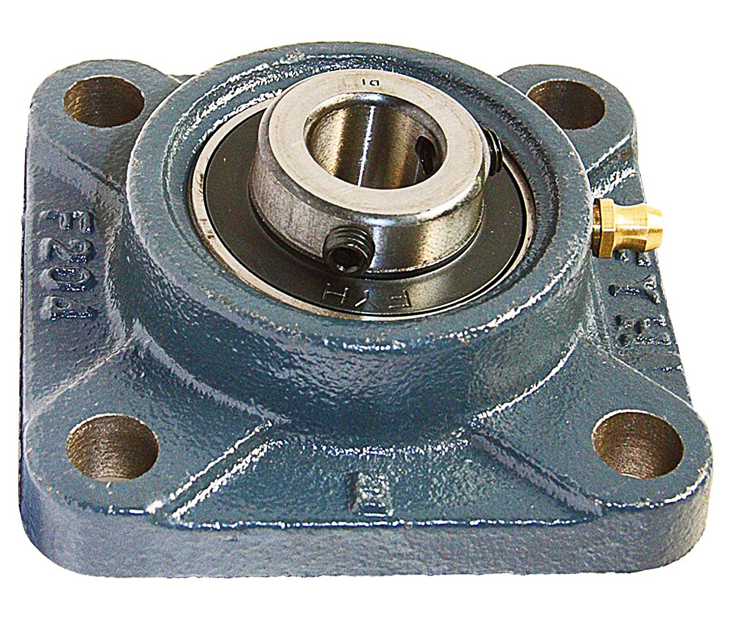 """FYH Bearings UCF202-10 5//8/"""" inch Square Flanged Mounted"""