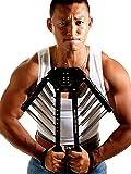 トリプルエス 筋トレ 最強 マッスルモンスター 大胸筋 腕 アームバー 30kg ~60kg 調整可能 短期間でムキムキ