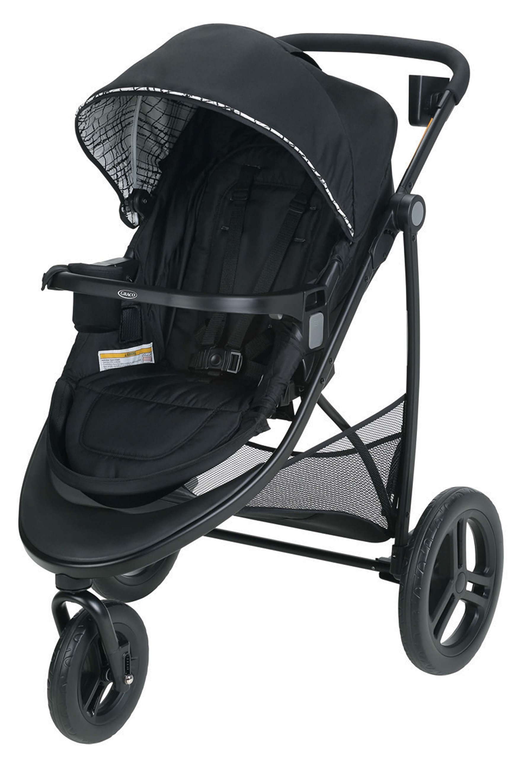Graco Modes 3 Essentials LX Stroller, Includes Reversible Seat, Tiegen by Graco