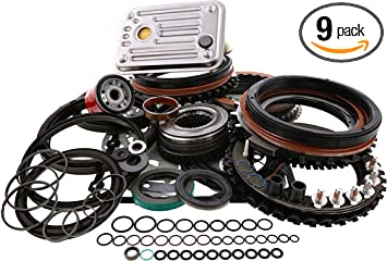 C1 High Performance Clutch Pack for Allison Transmissions 1000 Series