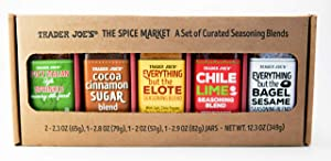 Trader Joe's The Spice Market Gift Set