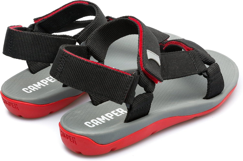 Camper Menss Match Open Toe Sandals