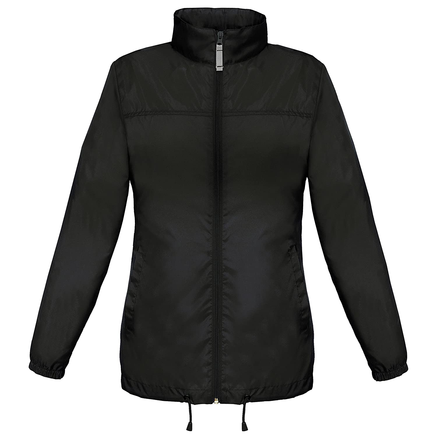Women's Windbreaker by B and C Collection - 13 Colours Available