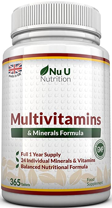 148 opinioni per Integratore Multivitaminico e Multiminerale- 365 Compresse (Fornitura Fino A 1