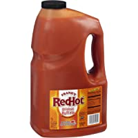 Frank's RedHot Original Buffalo Wings Sauce, 128 Fl Oz (Pack of 1)