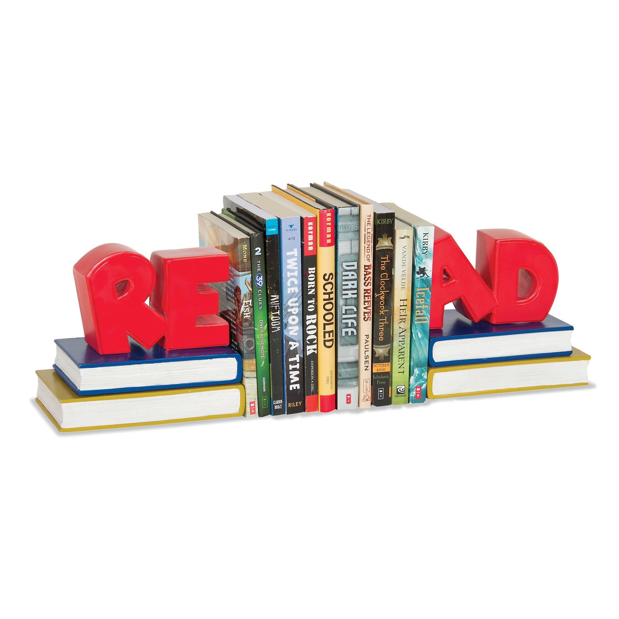 Guidecraft Read Bookends Set