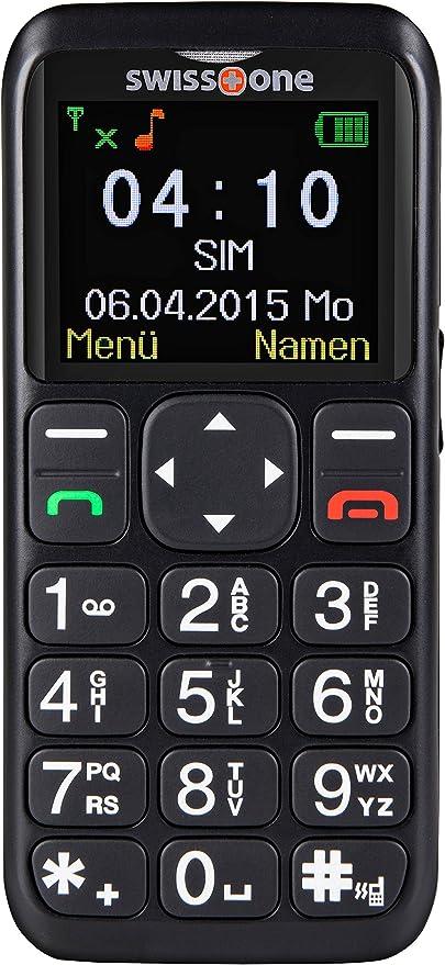 Swisstone Bbm 410 Extra Lautes Gsm Mobiltelefon Mit Elektronik
