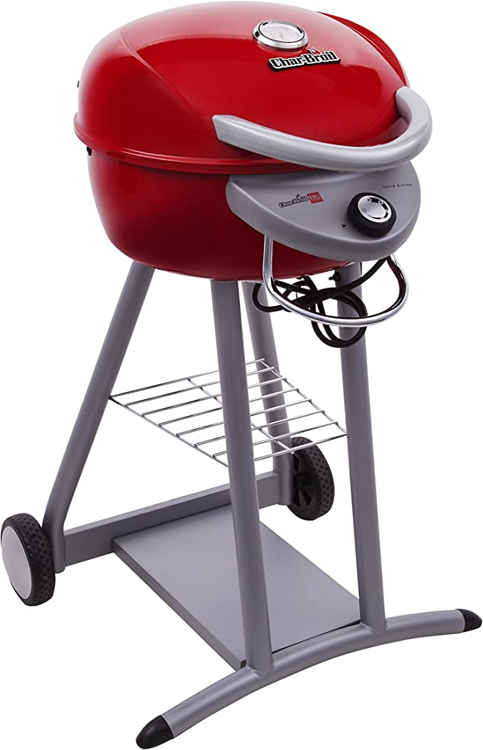 Char-Broil TRU-Infrared Patio Bistro Electric Grill - Best Patio Grill
