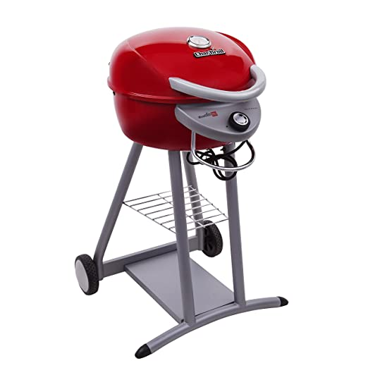 Char Broil, Red Patio Grill   Small, Compact, Beautiful Exterior