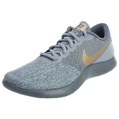 nike uomini flex contatto scarpa da corsa, grey ()