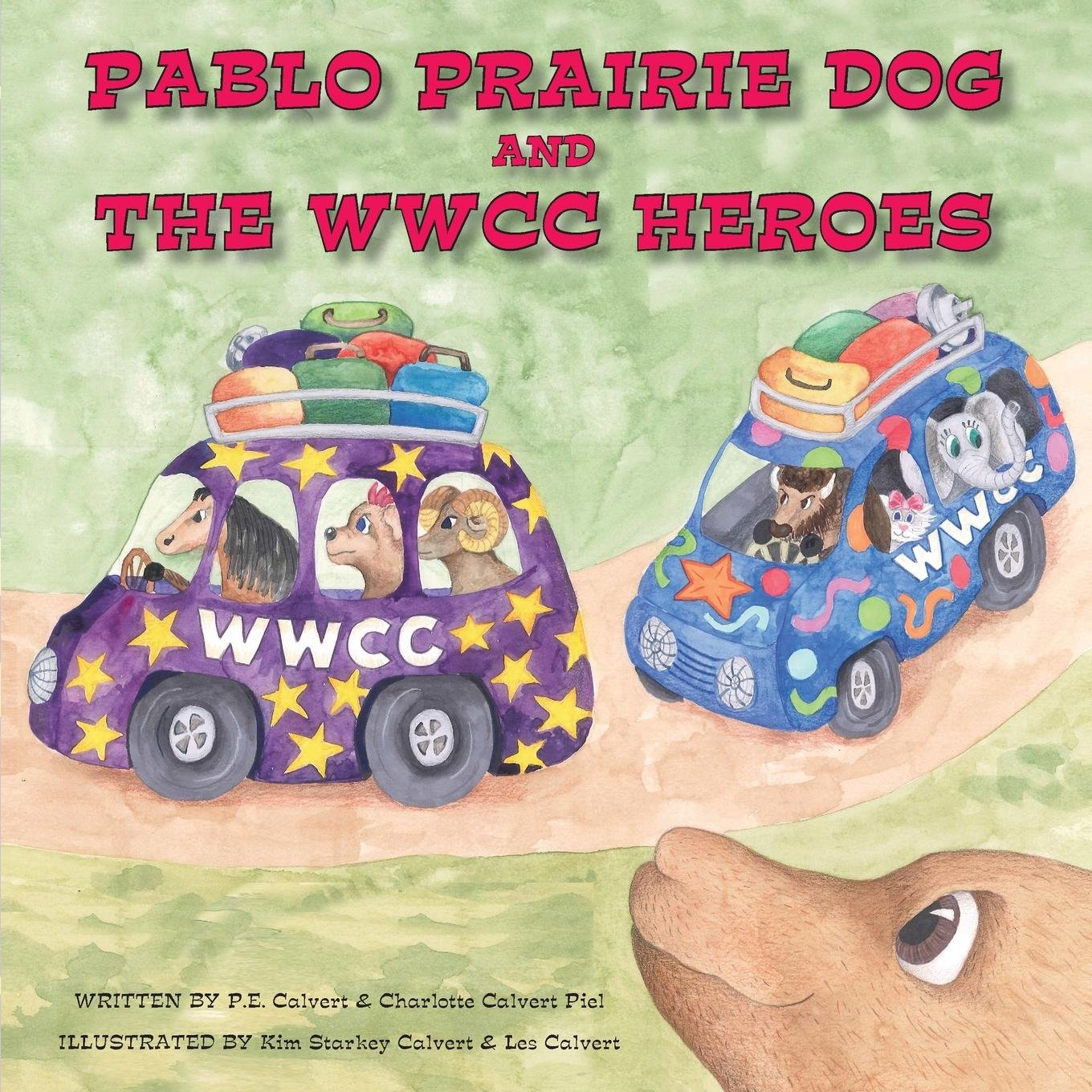 Download Pablo Prairie Dog and the WWCC Heroes pdf