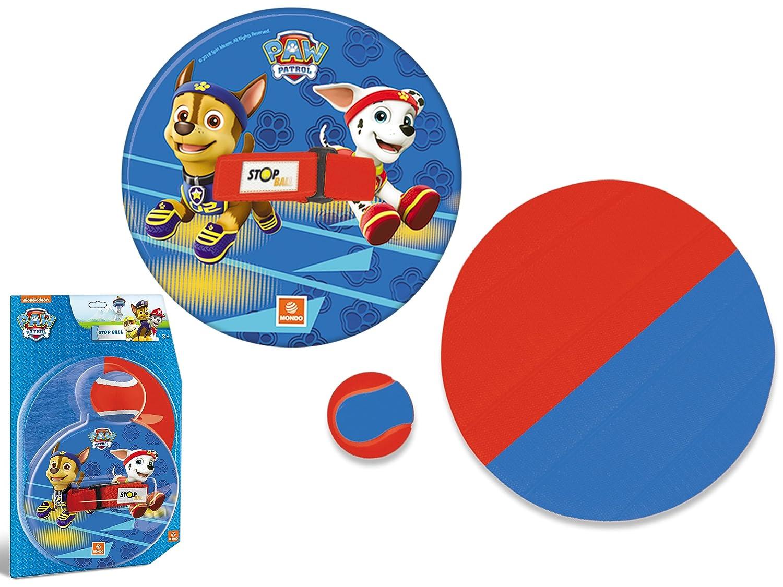 Mondo Toys- Juego de Playa Stop Ball Paw Patrol, (15034): Amazon ...