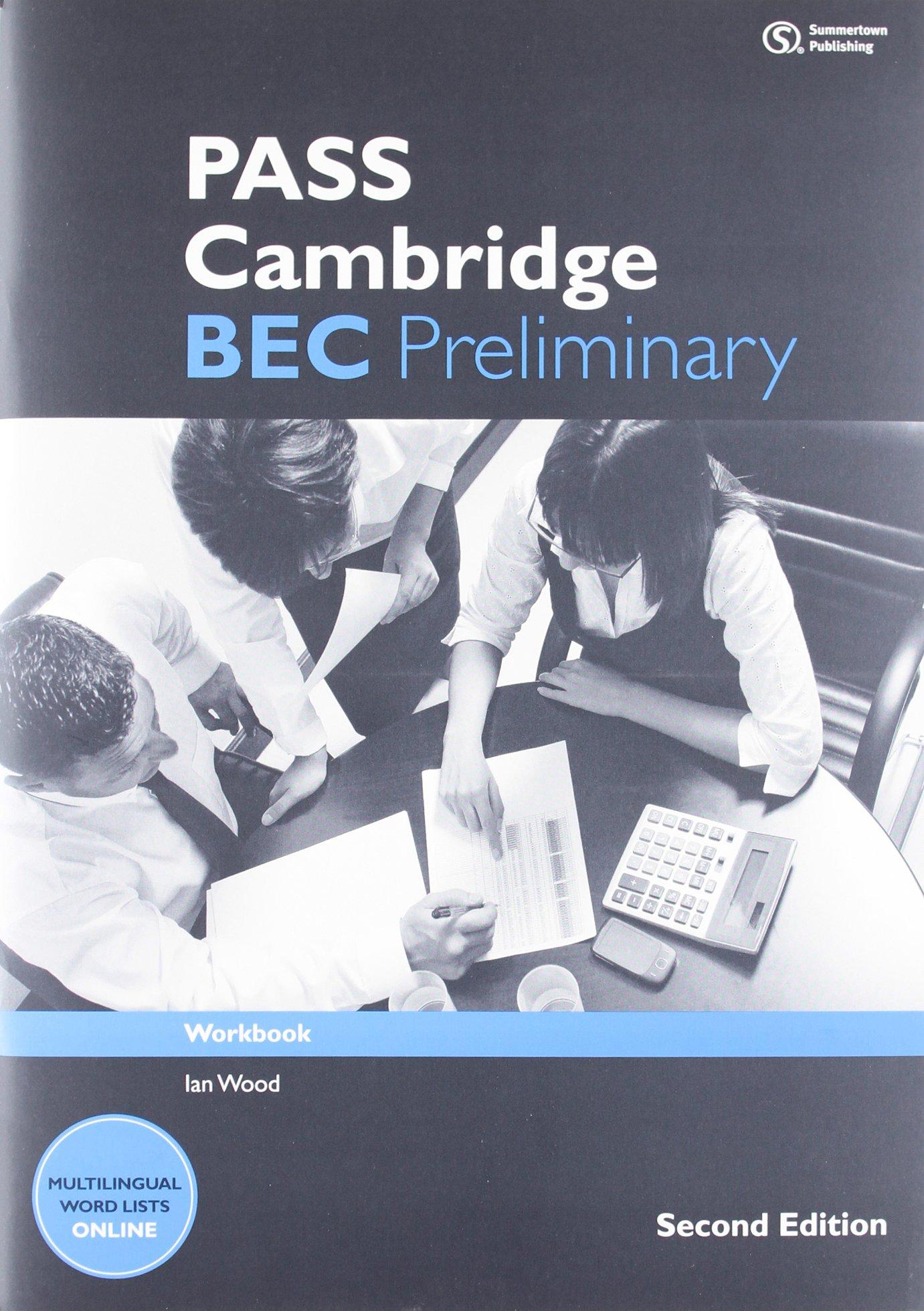 PASS Cambridge BEC Preliminary: Workbook