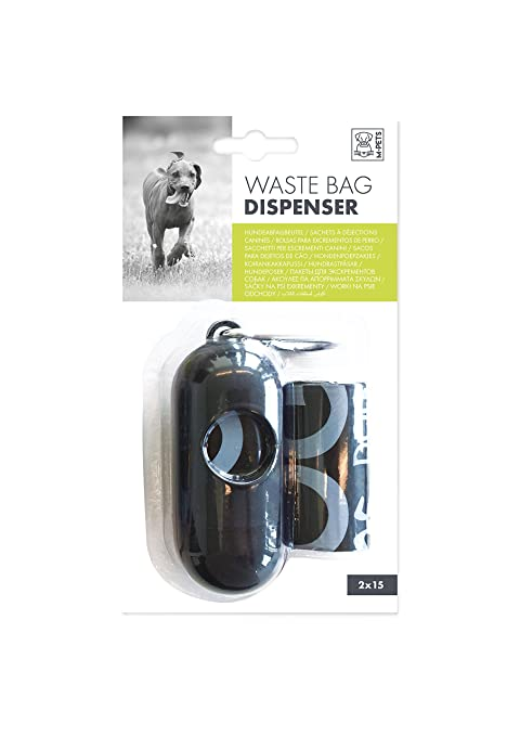 Amazon.com : M2 Pets mpets Fan Dog Bag Dispenser with ...
