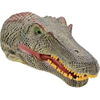 Magicwand Realistic Silicone Based Crocodile Hand Puppet with Exquisite Detail for Kids as Well & Adults