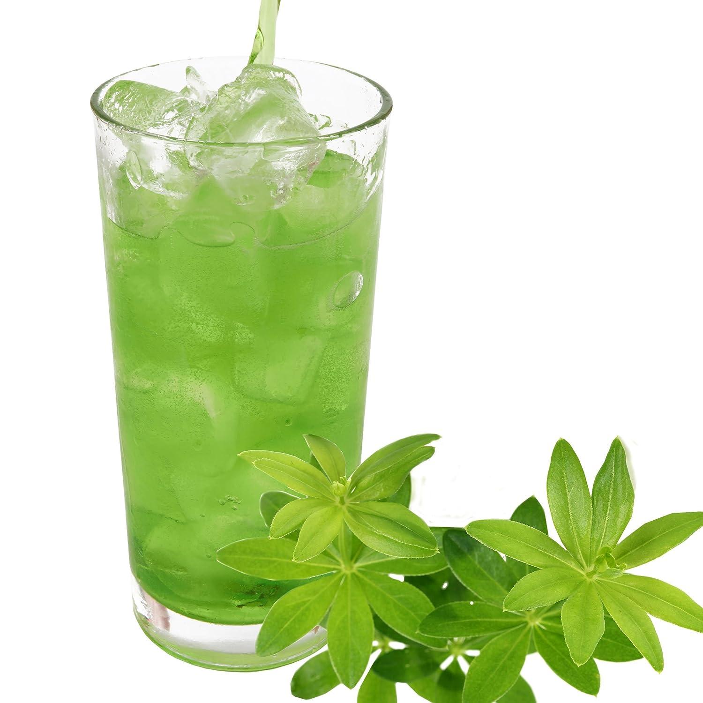 Waldmeister Geschmack extrem ergiebiges Getränkepulver für ...