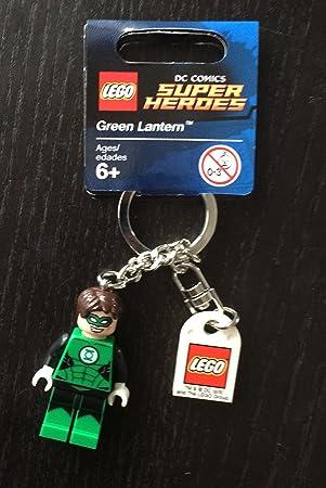 LEGO Super Heroes: Verde Lantern Llavero