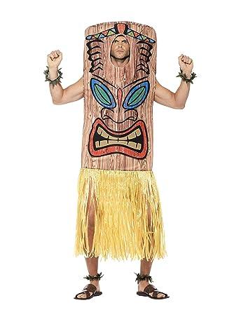 344288125 Smiffys Tiki Totem Costume: Amazon.co.uk: Toys & Games