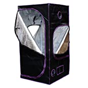 "Apollo Horticulture-- Hydroponic Grow Tent for Indoor Plant Growing (36""x36"")"
