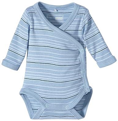 2b739d89842 Name It Baby Body Unisex Striped 13090632 NB WONDER WRAP - Blue - 9.5