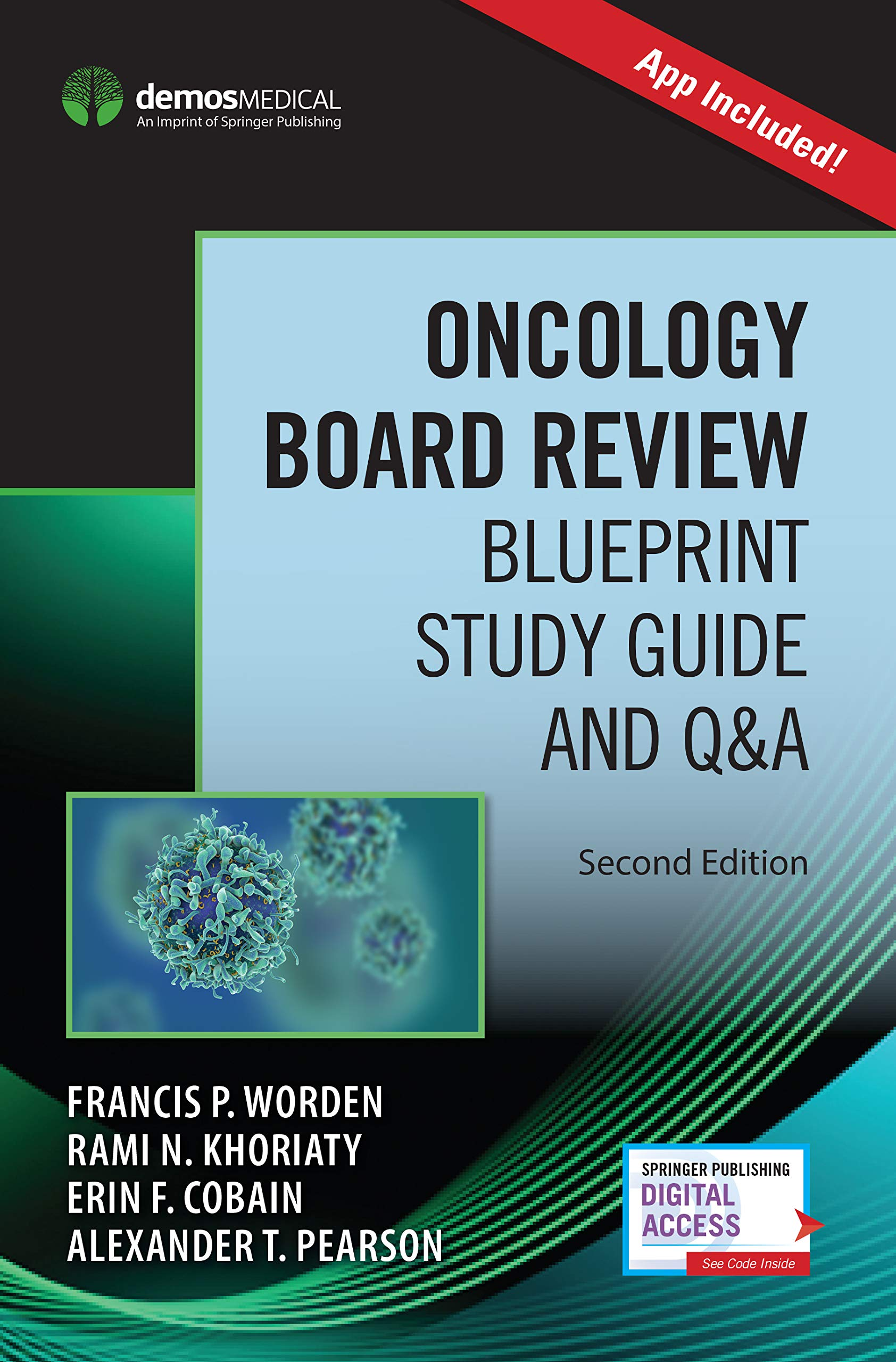 Oncology Board Review, Second Edition (Book + Free App
