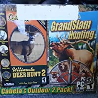 Cabela's Deer Hunt/Cabela's Grand Slam 2 Pack (Jewel Case) - PC