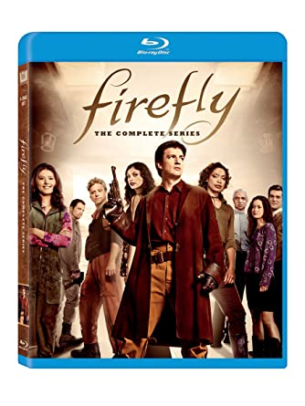 Amazon com: Firefly The Complete Series Blu Ray [Blu-ray