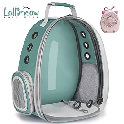 Lollimeow Pet Carrier Backpack