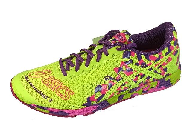 Mujer es 2 Para Gel Noosa Correr 8 Amazon Calzado Asics Fast ZqO4xC6