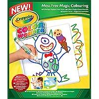 Crayola Color Wonder - Papel de dibujo (30 hojas), X 2 Pack, Paquete de 2