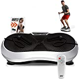 Hurtle Fitness Vibration Platform Workout Machine | Exercise Equipment For Home | Vibration Plate | Balance Your Weight Worko