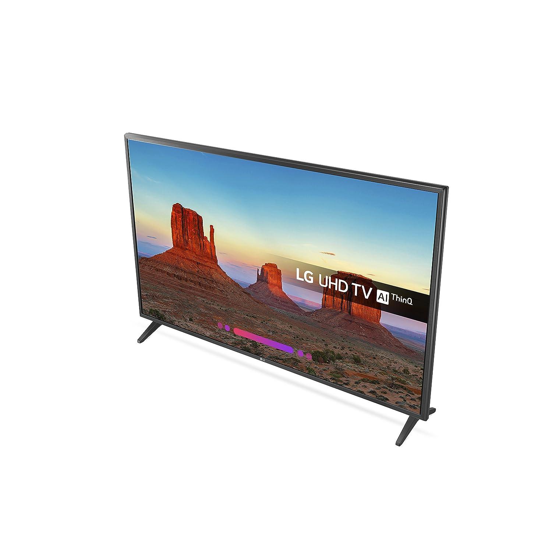 Tv Lg Led 43uk6200pla 43inch 109,22 Cms Uhd 4k Smart Tv Wifi 3hdmi 2usb: BLOCK: Amazon.es: Electrónica