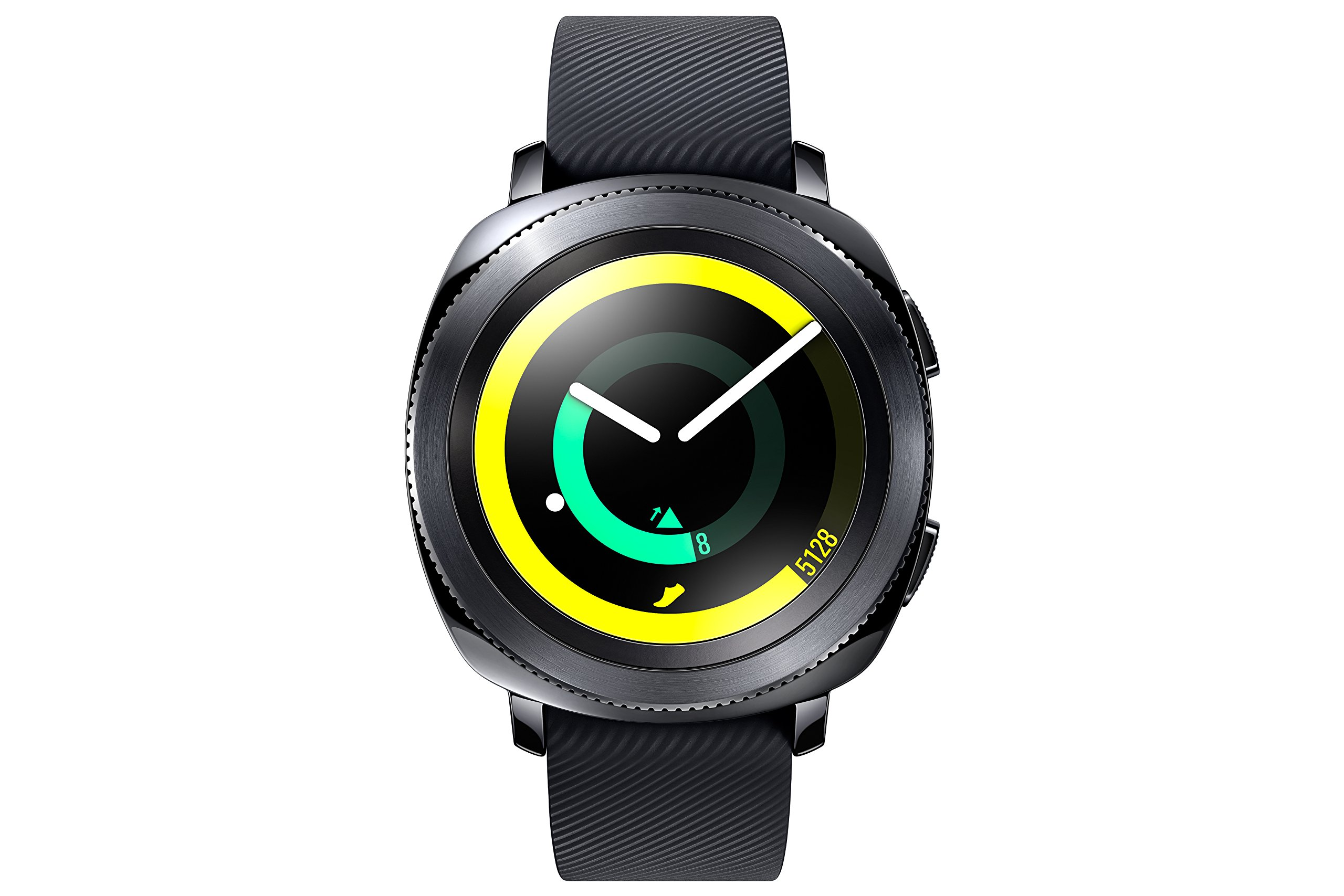 Samsung Gear Sport Smartwatch, GPS, Impermeabile 5ATM, Lettore MP3 Integrato, Nero, [Versione Italiana] product image