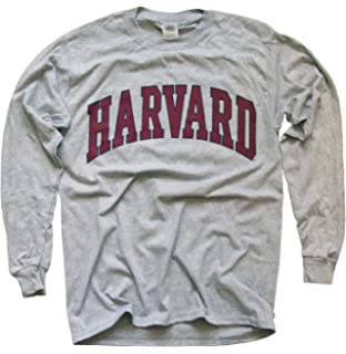 New York Fashion Police Harvard University Long Sleeve T-Shirt - Officially Licensed
