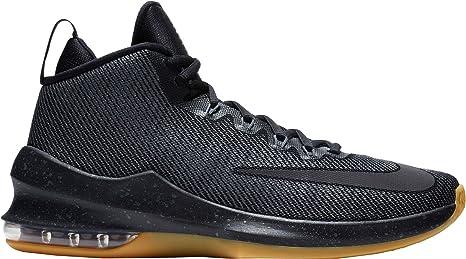 Nike Hombre Air MAX Infuriate Mid Premium Zapatillas de Baloncesto ...