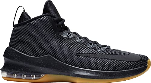 333dbea252 Image Unavailable. Image not available for. Colour: Nike Mens Air Max  Infuriate Mid Basketball Shoes ...