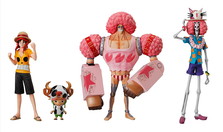 la calidad primero los consumidores primero Super One Piece Styling - - - Film Z special 3rd (6pcs) (Shokugan) (japan import)  tienda de bajo costo