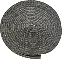 Aura Outdoor Products High Temp Replacement Gasket for Large Egg Grills, Peel and Stick! - Big Green Egg, Kamado Joe and...