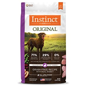 Instinct Original Grain Free Recipe with Rabbit