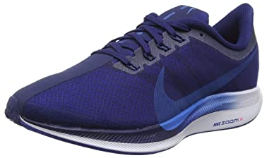 4b1c33c5c Nike Zoom Pegasus 35 Turbo Men's Running Shoe Indigo Force/Photo Blue-Blue  Void