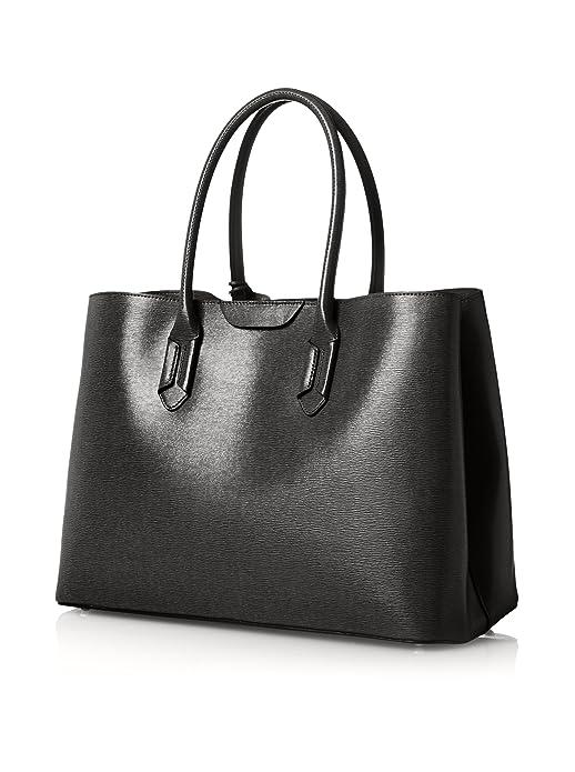 Ralph Lauren Tate City Tote Handbag In Black - RRP £280  Amazon.co.uk   Shoes   Bags 2c6c5d76ca574
