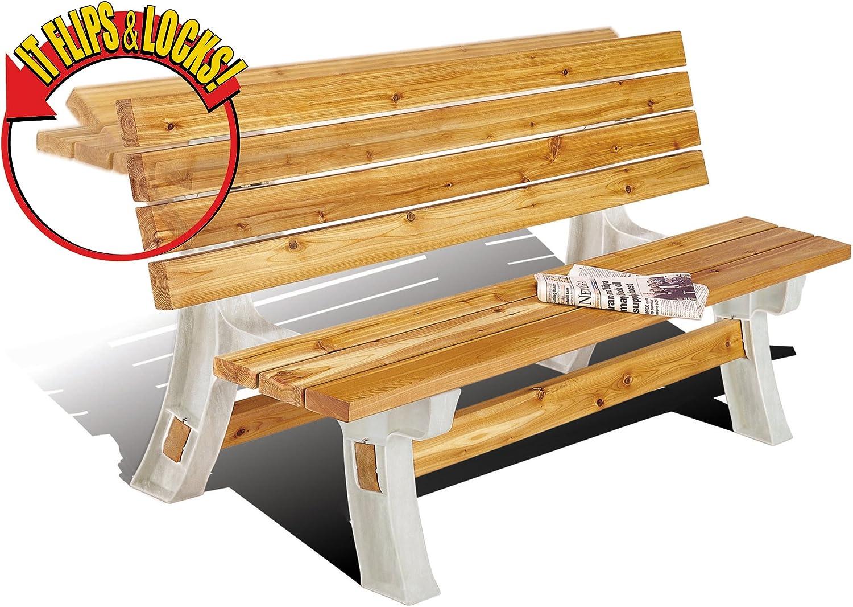庭院一体折叠餐桌餐椅,很适合小庭院