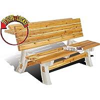Hopkins Flip Top Bench Table,